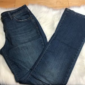 Style&Co jeans in boot cut style size 8